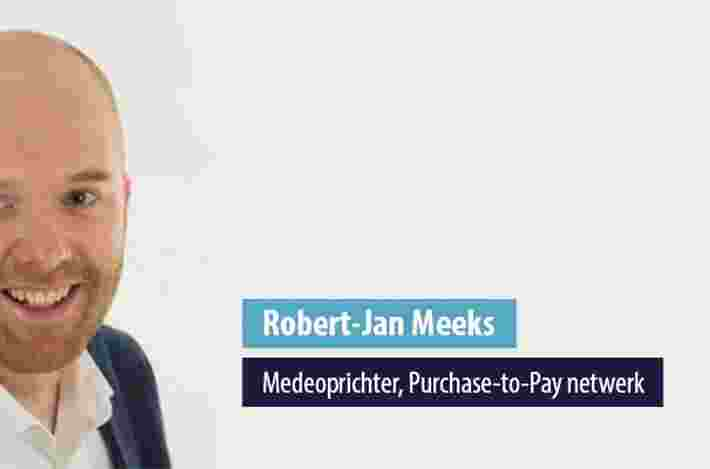 2018 03 01 075710420 Robert Jan Meeks Medeoprichter Purchase To Pay Netwerk